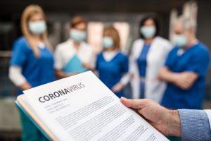 Corona Pandemieplanung